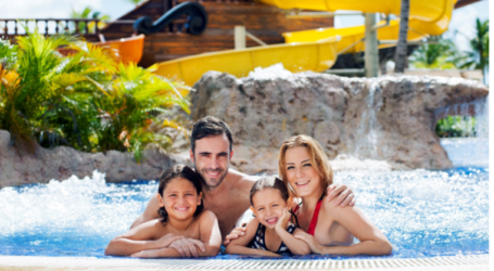 2º niño gratis en Barceló Bávaro Palace en Punta Cana