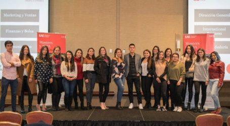 EAE Business School celebra en Bogotá el Welcome Day para sus 119 nuevos estudiantes colombianos