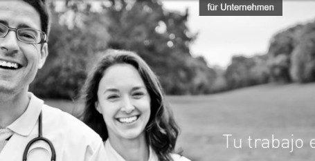 TTA Personal GmbH consultora de recursos humanos líder en contratación de personal médico, ofrece trabajo y formación para enfermeros en Alemania