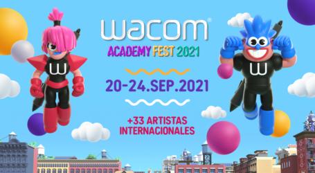 Wacom Academy rinde un homenaje a los profesores de Latinoamérica en su edición 2021